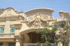 Architecture in Cairo