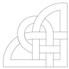 Celtic knot, Celtic, circles, curves, straight lines Stained Glass Birds, Faux Stained Glass, Stained Glass Panels, Stained Glass Projects, Stained Glass Patterns, Celtic Symbols, Celtic Art, Celtic Dragon, Celtic Knots