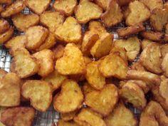 Happy Valentine's Day to Keith....Linda's Gourmet Latkes - Heartshaped