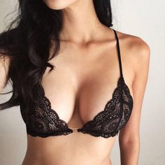 Awesome black bra