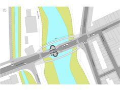 Smedenpoort à Bruges / Ney & Partners / Wallonie-Bruxelles Architectures