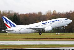 Air France F-GJNB Boeing 737-528 aircraft picture