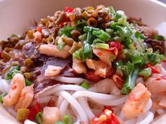 Guide to Guilin Cuisine Rice Noodle Soups, Rice Noodles, Soup Recipes, Great Recipes, Favorite Recipes, China Food, Asian Recipes, Ethnic Recipes, Guilin