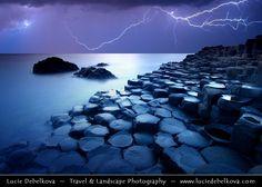 Giant's Causeway fine art | uk northern ireland co antrim giant s causeway unesco world heritage ...
