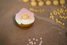 Baby Girl Cupcake Cotton Candy Cookies, Baby Girl Cupcakes, Baby Shower Treats, Bakery Ideas, Babyshower, Shower Ideas, Baking, Sweet, Desserts