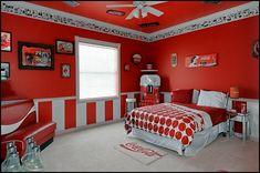 coca cola kitchens   Coca-Cola ® Can Lamp
