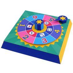 Roulette - Spielzeuge - Papiermodelle - Canon CREATIVE PARK