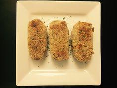 Croquetas de quinoa y boletus