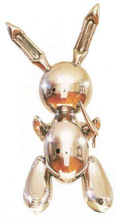 Rabbit (Gold)   Jeff Koons   1986   Statuary