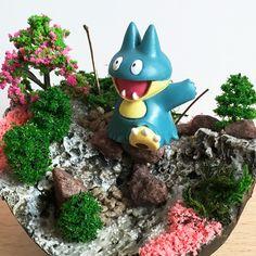 Where is the food??? _________________ #munchlax #pokemonDiorama #MunchlaxDiorama #animeDiorama #sharksnail Etsy, Christmas Ornaments, Holiday Decor, Party, Anime, Food, Home Decor, Dioramas, Pokemon Images