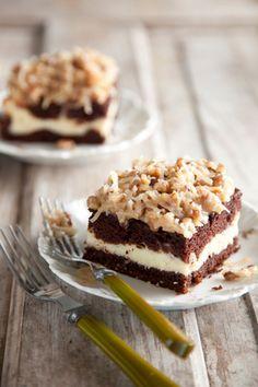 Paula Deen German Chocolate Cake Cheesecake Style