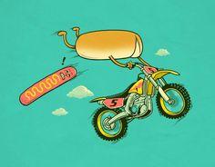Imágenes: Las divertidas ilustraciones de Ben6835