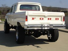 1966 Ford Truck... our new toy!