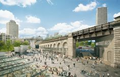 Gallery of WXY Releases Plans for 50 Acre Public Space Stretch in Brooklyn - 2