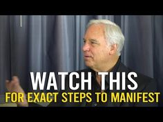 Law Of Attraction Youtube, Jack Canfield, U Tube, To Manifest, Abraham Hicks, Affirmations, Spirituality, Mindfulness, Motivation