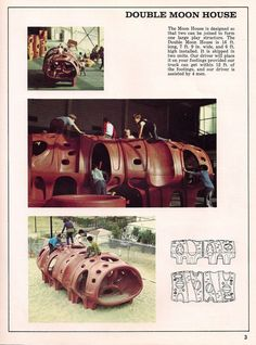 The Playgrounds of Jim Miller-Melberg, 1950s - 1980s | Playscapes