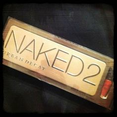Urban Decay Naked Palette 2! I really want this