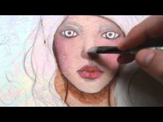 [Kat Can Paint] Free Faces Painting Workshop - 8 Steps to Perfectly Painted Skin Tones 3 - Video # 5-YouTube