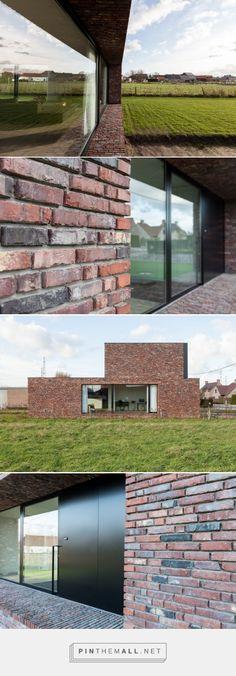 house A | machelen - Projects - CAAN Architecten / Gent