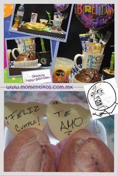 Momentikeros no sean así..... Mejor envíale un desayuno by Momentikos