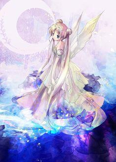 Princess Serenity. I used to love Sailor Moon :')