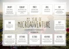 Your Year of Microadventure | Flickr - Photo Sharing!