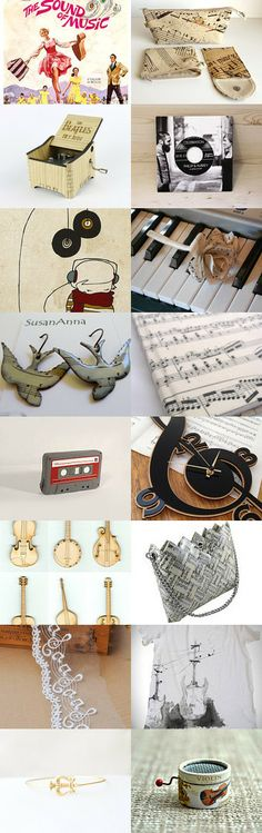 The Sound of Music by SHS on Etsy--Pinned with TreasuryPin.com