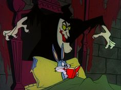 Bugs Bunny.......classic