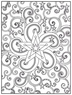 Free Image Trippy Coloring Pages For Adult Coloring Activity  All