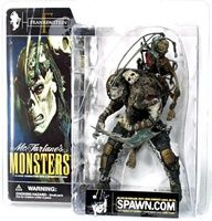 McFarlane Monsters Series 1 Action Figure Frankenstein  Game Searches