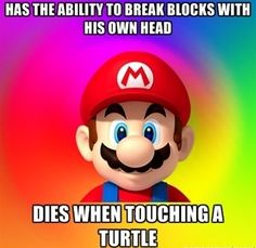 50 Funniest Mario Memes You WIll Ever See « GamingBolt.com: Video Game News…