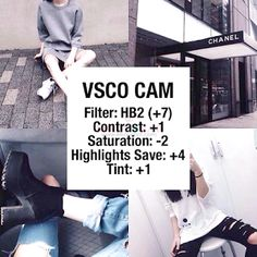 Part 2: 84 of the BEST Instagram VSCO Filter Hacks | Reviews on Make-up, Skin-care,Fashion, Food,Skin Whitening, Fitness| KikaysiKat