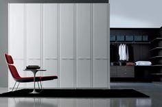 The Hinged Wardrobe Collection - ARAN Italian Kitchens Wardrobe Systems, Closet System, Wardrobe Closet, Divider, Kitchen Cabinets, Italian Kitchens, Room, Furniture, Collection
