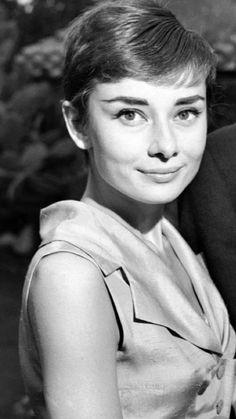 Audrey -Rome 1954-
