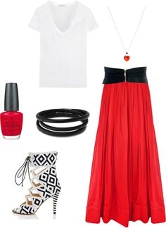 Senior Style - Red M