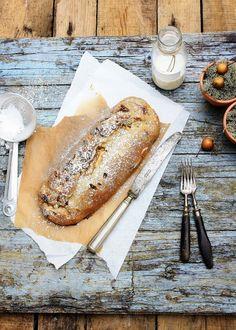 Pratos e Travessas: Pão de pera e coco # Coconut pear bread | Food, photography and stories