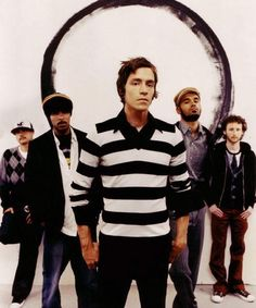 Incubus. My favorite band. Ever.