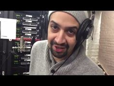 Lin Manuel Miranda does a guest spot for Les Miz on Broadway!  Digital Ham4Ham 1.27.16 -- YOU AT THE BARRICADE LISTEN TO THIS - YouTube