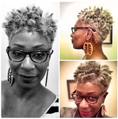 1000+ images about Coils, Locs & Twists 1 on Pinterest Finger coils ...