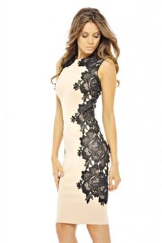 AX Paris Women's Lace Crochet Side Midi Dress AxParis,http://www.amazon.com/dp/B00F4MYOE2/ref=cm_sw_r_pi_dp_tLIMsb11BX1AGSKF