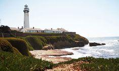 Pigeon Point Lighthouse, California, USA
