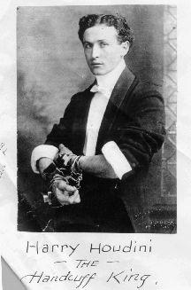 Harry Houdini dieulois