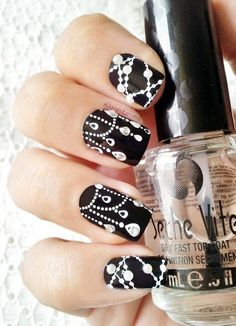 12 Cute Nail Art Designs To Try In 2016