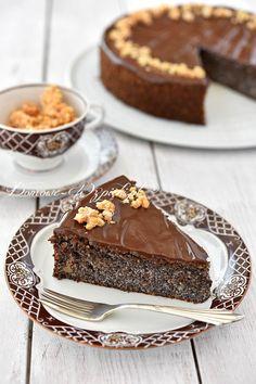 Polish Desserts, Polish Recipes, Cookie Desserts, Chocolate Desserts, Cookie Recipes, Dessert Recipes, Xmas Food, Christmas Desserts, Delicious Desserts