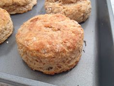 Whole Wheat Biscuits in under 25 minutes. Weekend must!