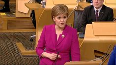 Scottish Parliament: 23rd February 2016