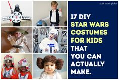 28bad3177e 17 cool DIY Star Wars costumes Leia