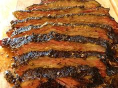 Smoked Brisket - How to Smoke A Brisket - History of Barbeque - History of Texas Beef Brisket