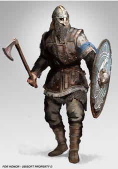 Viking, Warrior, For Honor