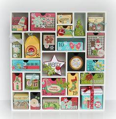 Ideas para empaques de cajas de navidad
